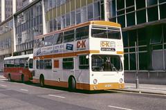 DMS 1552 Cardiff 22-6-81 (dsj672) Tags: daimler fleetline