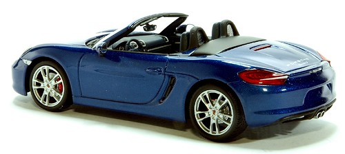 Minichamps Porsche Boxster 2012