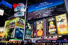 Broadway (Felipe_Borges) Tags: new york city usa nova america square amrica nikon manhattan united broadway eua da times states felipe borges estados unidos iorque d3100