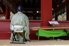 (osanpo_traveller) Tags: japan shrine kamakura fujifilm kanagawa x100 tsurugaokahatimangu
