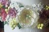 Wedding Cake - Cake International Entry (Sameen Ismail) Tags: wedding roses david leaves cake austin weddingcake blossoms peony twines sugarflowers cakeinternational