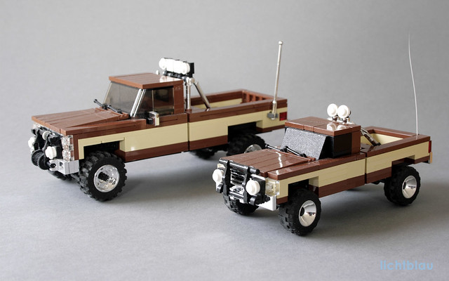 show tv lego sierra unknown gmc moc stuntman fallguy
