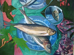 "Mackerel (68 x 61) • <a style=""font-size:0.8em;"" href=""http://www.flickr.com/photos/93620332@N07/8545122763/"" target=""_blank"">View on Flickr</a>"