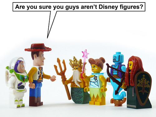 Collectable Disney Figures?