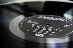 Thirty Years Ago Today (gothick_matt) Tags: music fish jester album vinyl lp record script marillion scriptforajesterstear