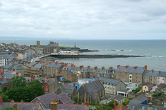 Aberystwyth (looking towards The Royal Pier) (Minoltakid) Tags: heritage wales buildings town seaside day westwales cloudy oldbuildings historic aberystwyth townscape ceredigion welshcoast aberystwythpier welshheritage welshseaside minoltakid theminoltakid theroyalpier