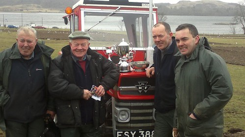 Lorn  ploughing 1 campbell cameron