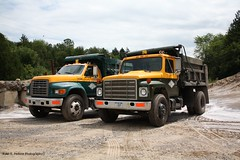 truck model crane dump r erie ph mack highwaydepartment internationaltruck bucyrus herkimercountyny fordlouisville