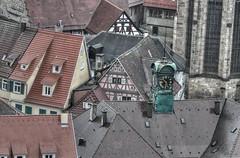 Esslingen am Neckar (-BigM-) Tags: castle photography town nikon fotografie down hdr burg esslingen innenstadt bigm d5000