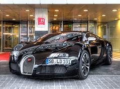 "Bugatti Veyron ""Sang noir"" - 5/6 (Ganymede - Over 5 millions views.Thks!) Tags: paris bugatti veyron"