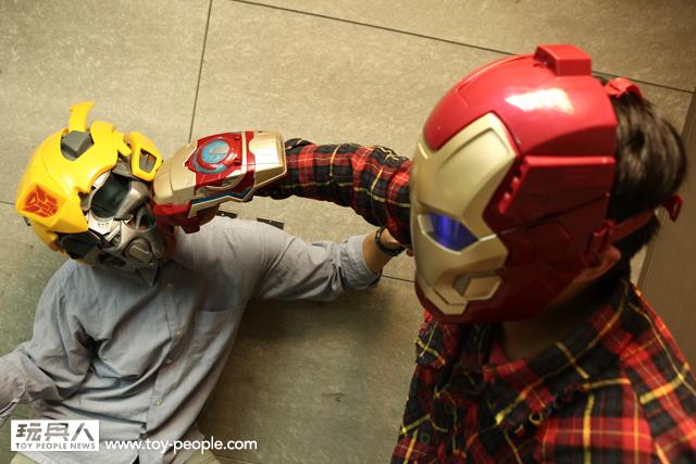 【得獎名單公佈】迎接【鋼鐵人3】上映!「孩之寶 Hasbro」鋼鐵人全系列特別報導!PART:3