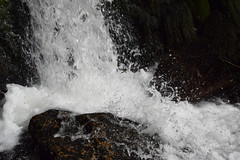 Spume - Gischt (Lala89_Photos) Tags: water waterfall wasser wasserfall gischt spray drops tropfen