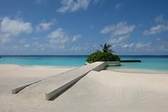 Sunrise side of the island (survivingmaldives) Tags: jumeirah vittaveli maldives surviving
