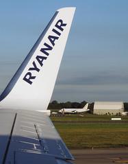 EI-FRN - Ryanair B737-800 ( Adam_Ryan ) Tags: eifrn ryanair inflight onboard dub eidw early morning fr552 manchesterairport man egcc ethiopian b777