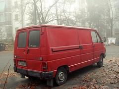 Renault Trafic T1000 D 1988 (LorenzoSSC) Tags: renault trafic t1000 d 1988