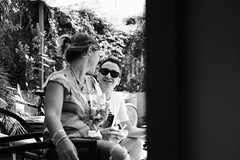 Good moments with Friends (FranciscoEvangelista) Tags: good moments friends bw blackwhite black drink summer contrast fuji fujifilm xpro2 35mm f2 acros filmsimulation fun happy smile people outdoor