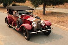 Rolls-Royce Silver Ghost Phaeton Brunn & Company 1921 (johnei) Tags: rollsroyce silverghost phaeton