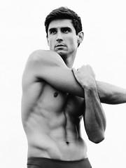 Photo Shoot : Nick Manousos (jkc.photos) Tags: model speedo swimmer editorial man male