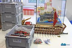 Exhibition Prepareration (THE BRICK TIME Team) Tags: lego event prepareration steinewahn exhibition moc planning storage