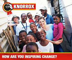 How are You Inspiring Change? (KnorroxSA) Tags: knorrox knorroxstockcubes stewrecipe