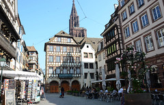 Strasbourg (Andy WXx2009) Tags: cityscape city europe france streetphotography strasbourg skyline artistic history culture architecture buildings shadows tourism alsace cathedral