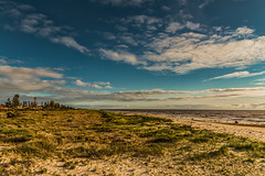 Largs Bay Foreshore (johnwilliamson4) Tags: beach clouds foreshore sky southaustralia water largsbay adelaide australia