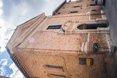 Urbino - Church of Santo Spirito Via Donato Bramante (Le Monde1) Tags: urbino italy unesco worldheritagesite lemonde1 nikon d610 city ducalpalace raffaellosanzio federicodamontefeltro 2nddukeofurbino giovannipascoli marche church santospirito viadonatobramante
