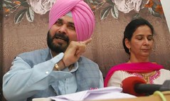 Sidhu's wife- Navjot Sidhu will clear the air on joining AAP in a week (Punjab News) Tags: punjabnews punjab news government aap aamadmiparty