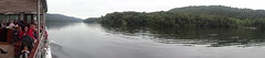 Windermere (tonypreece) Tags: windermere lake district national park boat steamer panorama people water trees forest