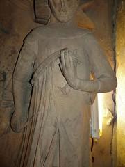 ca. 1345 - 'count Ulrich von Werd, Landgrave of Alsace (+1344)' (Meister Wlflin von Rouffach), Strasbourg, glise Saint-Guillaume, Strasbourg, dp. Bas-Rhin, France (roelipilami) Tags: 1344 1345 count graf comte graaf ulrich von werd werdt de landgraf landgrave alsace im elsass philippe philipp 1332 wlflin rouffach wlfflin strasbourg strassburg glise kirche saint st guillaume wilhelmskirche church kerk sint sankt doppelgrab grabdenkmal grabmal dalle funraire tombeau sepulcro grafmonument effigy grafbeeld efigie tomb pierre tombale bas rhin france mail lion armour armor knight helm bascinet camail coatofplates poleyn mamelieres surcoat surcotte wappenrock straatsburg