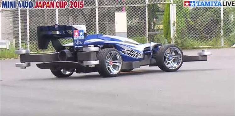 可以開的四驅車!田宮原廠出品的1/1「四驅車賽車」太吸睛了啦!