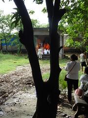 DSC00186 (redlandman) Tags: poipet kampuchea cambodia buddhist funeral wat