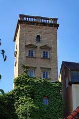 Augsburg (AD2115) Tags: fünffingerlesturm kahnfahrt schwedenstiege hessing hessingburg wasserturm wasser stadt city fugger