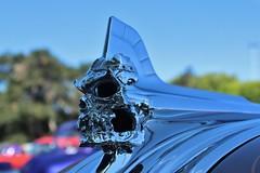52nd Annual LA Roadsters Show (USautos98) Tags: 1951 pontiac leadsled hotrod streetrod kustom chief hoodornament
