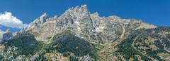 Grand Tetons | Grand Teton National Park (Wayne Gruhlke) Tags: grandtetonnationalpark grandteton teton nationalpark park unitedstates 2016 summer blue mountain panorama stitch raw hdr nikon nikond7200