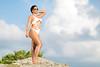 Jazmine 2016 (NK-PHOTOGRAPHER) Tags: strobe bikini beach rock sexy body curves strobist incompletestrobistinfo removedfromstrobistpool seerule2