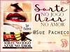 Sorte no jogo Azar no amor (caroliRodrigues-) Tags: banner divulgacao design wattpad