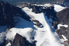 hayden glacier IMG_1126 (pdx.rollingthunder) Tags: threesisters oregon mountains aerialphotography glaciers pacificnw cascademountains cascaderange northsister middlesister southsister