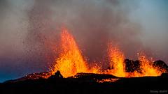 PITON 11 sept 2016 Thierry SLUYS  (15) (thierry.sluys) Tags: pitonfournaise volcano volcan ruption larunion iledelareunion ledelarunion runiontourisme reunionisland thierrysluys leubleuaustral lava lave volcaniceruption 11septembre2016 pitonpartage oceanindien