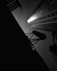 24th Street West (115) at 6th Avenue (shooting all the buildings in Manhattan) Tags: 24thstreet newyorkcity newyork 2015 architecture june manhattan ny nyc us noir