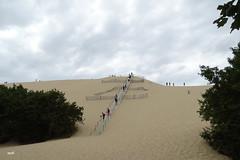 La Dune du Pilat (mchub) Tags: dune pilat la teste de busch sable gironde hx400v