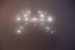 In the fog (kate&drew) Tags: 2016 england northshields riversstreams september tyne tyneandwear dfds kingseaways ferry night fog
