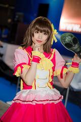 D3 Publisher -Tokyo Game Show 2016 (Makuhari, Chiba, Japan) (t-mizo) Tags: tamron90 tamron90mm tamron90mm28 tamron90mmf28 tamron90mmf28macro tamron90mmmacro tamronsp90 tamronspaf90mmf28 tamronspaf90mmf28dimacro tamronspaf90mmf28dimacro11 tamron tamronspaf90mmdimacro sp90mmf28dimacro11vcusd f017 d3publisher   cosplay   cosplayer   tgs tgs2016 tokyogameshow tokyogameshow2016  2016 makuhari chiba    mihama  makuharimesse     campaigngirl showgirl  companion person  portrait women woman girl girlscanon canon5d canon5d3 5dmarkiiii 5dmark3 eos5dmarkiii eos5dmark3 eos5d3 5d3 lr lr6 lightroom6 lightroom lrcc lightroomcc  japan