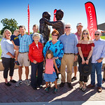 Schipper Statue Dedication