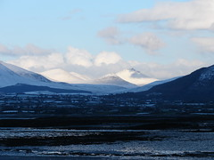 Snow Dumplings 2 (mdavidford) Tags: snow mountains greencastle carlingfordlough doan mournes slievebearnagh slievemeelmore slievemeelbeg