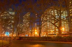 Madison at Night (matthewcohen93) Tags: new city nyc newyorkcity nightphotography tourism nikon artisticphotography newyorkatnight newyorkcitylandmarks nycphotography nikond5000 january2013 todaysuploads