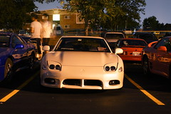 DSC03332 (Photography by BNC) Tags: auto car vw night honda photography long exposure nissan jeep flash mob toyota mazda audi acura meet mitsubishi jdm