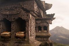 Offerings (ngkokkeong) Tags: bali temple mount offering gunung batur