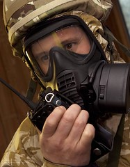 GSR General Service Respirator (Defence Images) Tags: uk man male army nbc clothing mask general military free gas equipment service gasmask british defense defence raf personnel gsr respirator royalairforce nonidentifiable