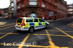 Volvo Police Car (Lee Collings Photography) Tags: volvo transport leeds police transportation emergency lawenforcement westyorkshire policecars emergencyservice policevehicles crimeprevention westyorkshirepolice leedscitycentre policetransport lawenforcers policevolvo volvopolicecar emergencyservicevehicles volvopolicevehicles westyorkshireemergencyservices emergencyservicetransport